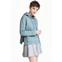 H&M Kloszowa spódniczka 0189626001 Szary melanż