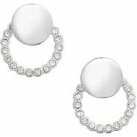 H&M Okrągłe kolczyki 0479043002 Silver