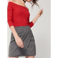 Mohito Trapezowa spódnica z kieszeniami RG139-90X