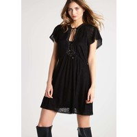 Just Cavalli Sukienka letnia black JU621C06E