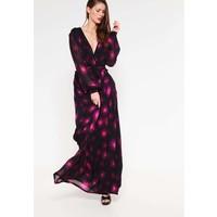 Just Cavalli Długa sukienka pink JU621C062