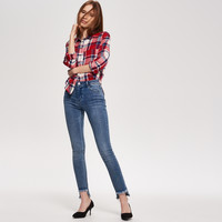 Reserved Jeansy SLIM FIT PW762-55J