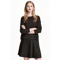 H&M Cienki sweter 0479555010 Ciemnoszary