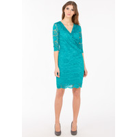 Monnari Koronkowa sukienka na wieczór SUKPOL0-17W-DRE1870-K010D601-R36