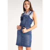 Calvin Klein Jeans Sukienka jeansowa blue denim C1821C01D