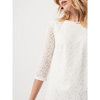 Mohito Koronkowa sukienka o klasycznym kroju QL346-01X