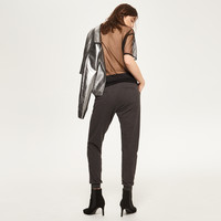 Reserved Dresowe spodnie QG252-90M