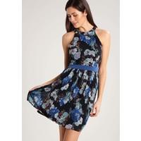 Anna Field Sukienka letnia black/blue AN621CAE6