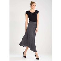 Anna Field Sukienka z dżerseju black/cloud dancer AN621CAEB