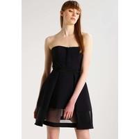 Elisabetta Franchi Sukienka koktajlowa black EF121C03J