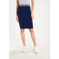 Calvin Klein Jeans Spódnica ołówkowa indigo C1821B01I