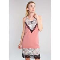 Sisley Sukienka letnia rose 7SI21C06M