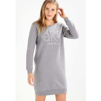 Calvin Klein Jeans DALIS TRUE ICON Sukienka letnia light grey heather C1821C01W