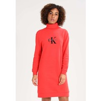 Calvin Klein Jeans DOLL TRUE ICON Sukienka letnia flame scarlet C1821C01U