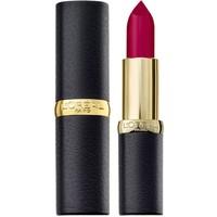 L'Oréal Paris Pomadka Color Riche Matte 463 Plum Tuxedo 23g 100-AKD06Y