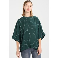 Weekday SYMBOL Tunika dark green WEB21D00M