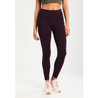 Nike Sportswear Legginsy dark purple NI121A055