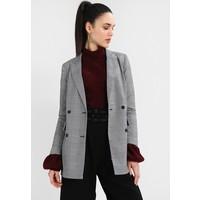 Gina Tricot SISSELA Krótki płaszcz black GID21G004