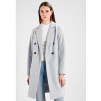 Dorothy Perkins COSY Krótki płaszcz blue grey DP521U01H