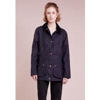 Barbour MONTEVIOT Krótki płaszcz dark blue BA221U00A