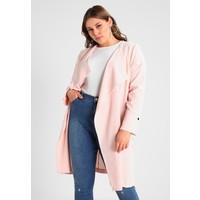 Evans STUD DETAIL LONG LINE Płaszcz wełniany /Płaszcz klasyczny blush EW221G01Z