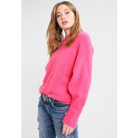 b.young MAYELO JUMPER Sweter raspberry BY221I015