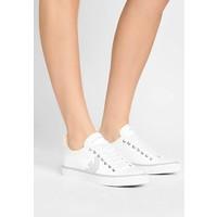 Emporio Armani Sneakersy niskie white EA811A00N