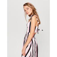 Mohito Sukienka z topem wiązanym na plecach TF692-MLC