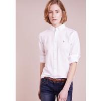Polo Ralph Lauren OXFORD SLIM FIT Koszula white PO221E03M