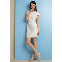 Monnari Sukienka w kółeczka SUKPOL0-18W-DRE1500-KM23D300-R36