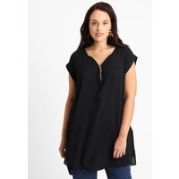 New Look Curves ZIP Tunika black N3221E03E