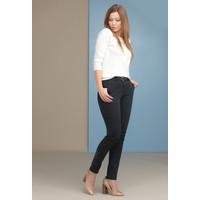 Monnari Spodnie z ozdobnym paskiem SPOIMP0-18W-TRU0050-K020D000-R36