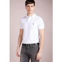 Polo Ralph Lauren SLIM FIT Koszulka polo white PO222D02U
