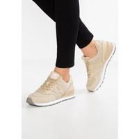 New Balance WL574 Sneakersy niskie beige NE211A030