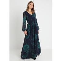 Anna Field Długa sukienka green/blue AN621C137
