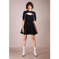 Versus Versace Sukienka koktajlowa black VE021C02Z