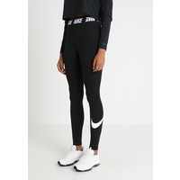 Nike Sportswear CLUB Legginsy black/white NI121A07O