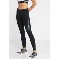 Nike Performance ESSENTIAL Legginsy black/anthracite N1241E0LI