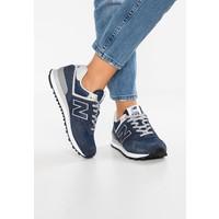 New Balance WL574 Sneakersy niskie navy NE211A02Y
