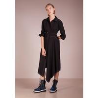 Sportmax Code SUPERBO Długa sukienka schwarz XC021C02S