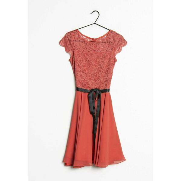 Swing Sukienka koktajlowa orange ZIR004JD5