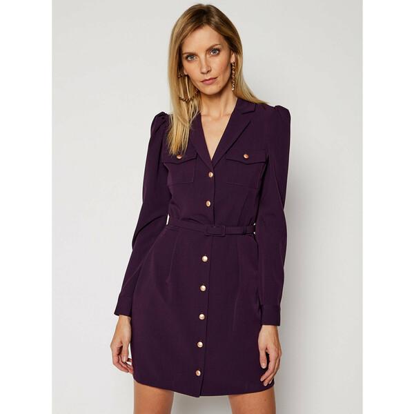Imperial Sukienka koszulowa ABBLABRC Fioletowy Regular Fit