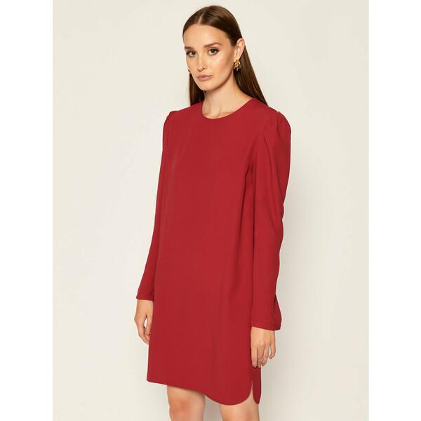Sportmax Code Sukienka koktajlowa Harden 72260805 Czerwony Regular Fit
