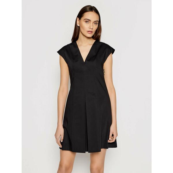 MAX&Co. Sukienka codzienna Siviglia 72210921 Czarny Regular Fit