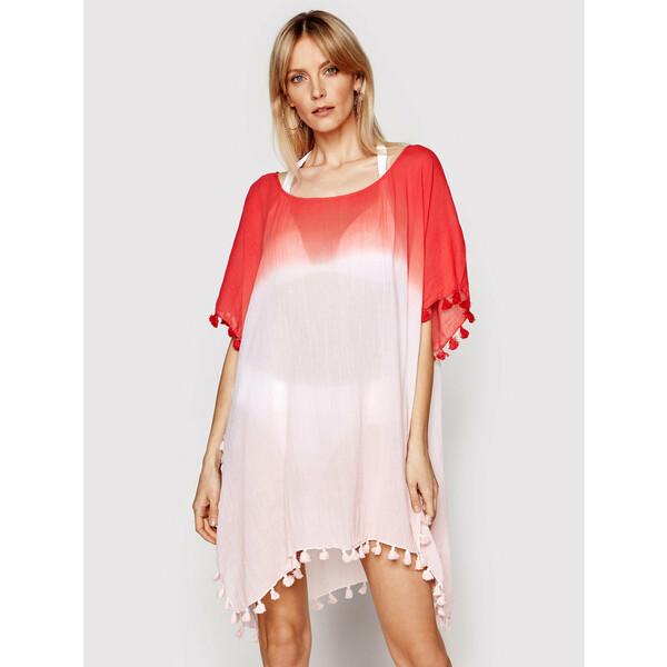 Seafolly Sukienka plażowa 53660 Różowy