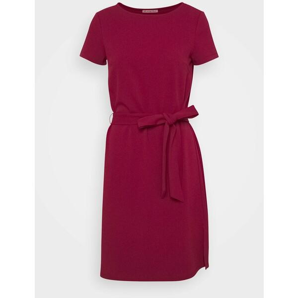 Anna Field Sukienka z dżerseju dark red AN621C1HY