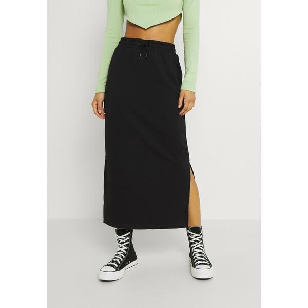 ONLY ONLMAGGI LONG SKIRT Długa spódnica black ON321B0VS