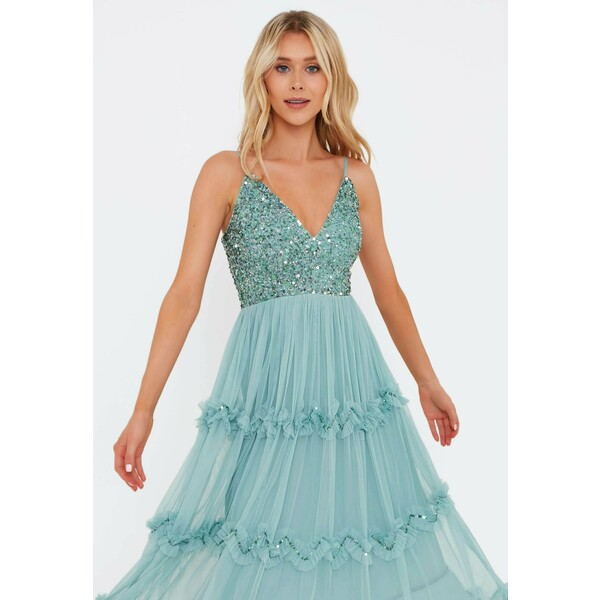 BEAUUT URSULA Sukienka koktajlowa light blue B4H21C02D