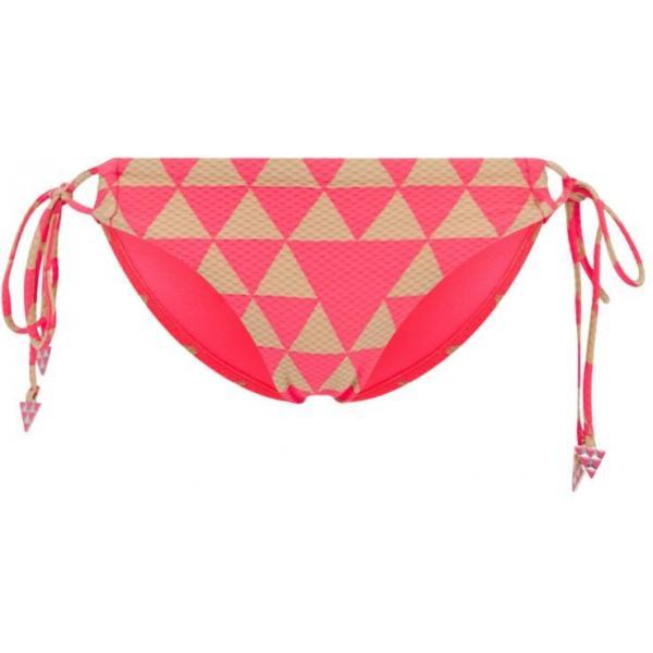 Seafolly COSTA MAYA BRAZILIAN Dół od bikini red hot S1941H01W-G11