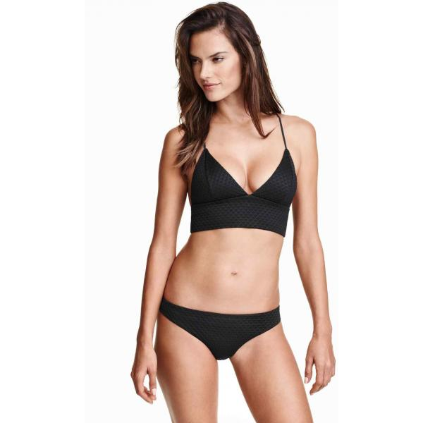 H&M Bikini brief bottoms 0350865003 Black